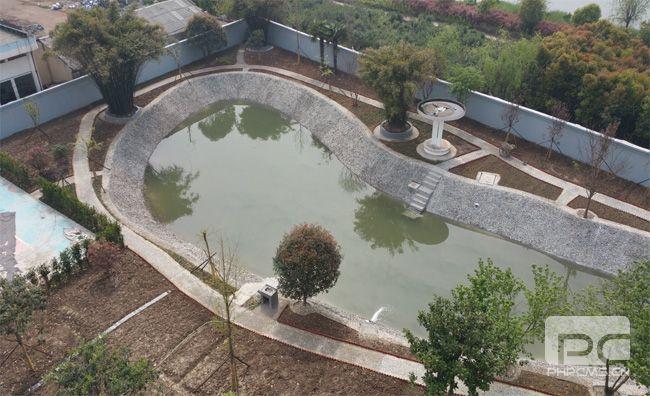襄阳经济开发区国税局园林